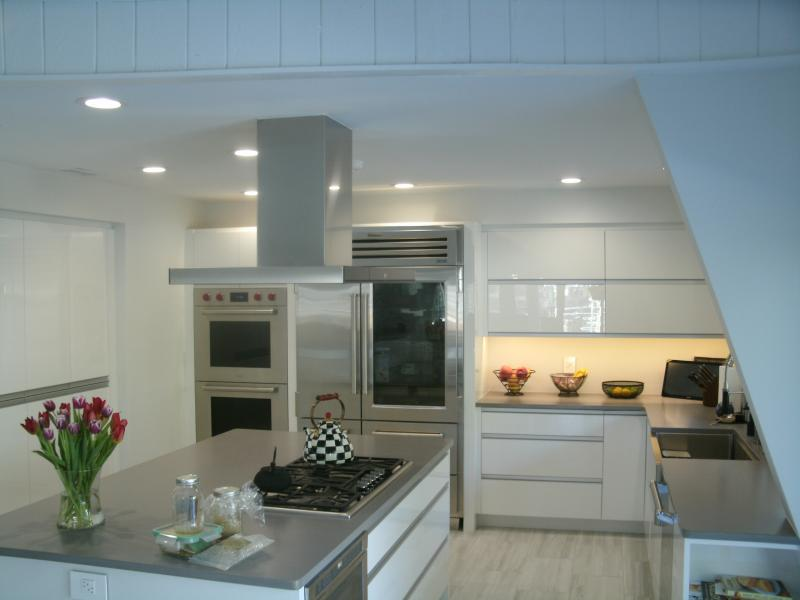 Kitchen electrical and lighting